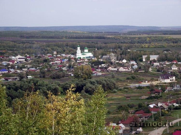 От истока Медведицы или Базарно-Карабулакское направление
