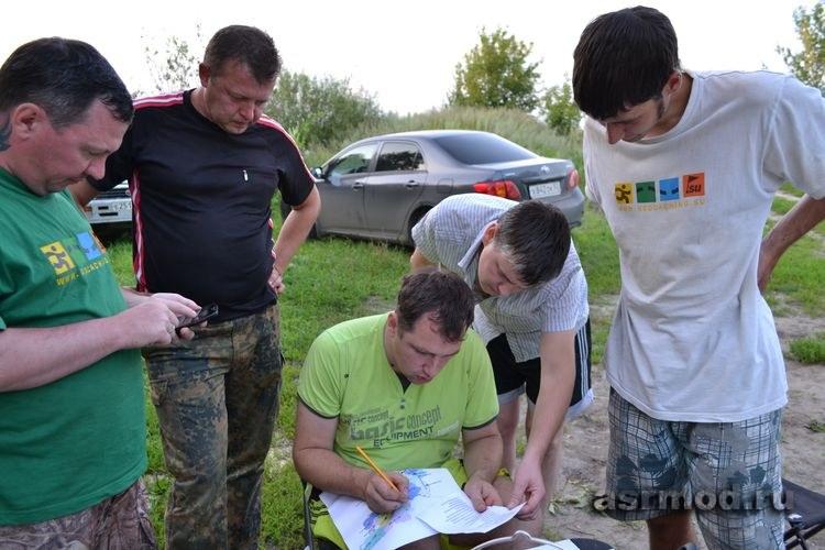 Летняя нижегородская встреча 2013
