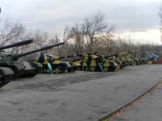Парк Победы на Соколовой горе