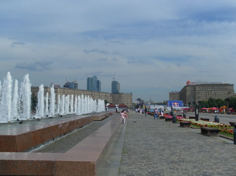 Москва. Поклонная гора