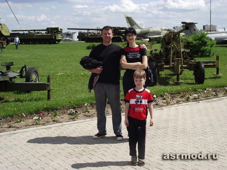 Тольятти. Часть вторая - Технический музей АвтоВАЗа